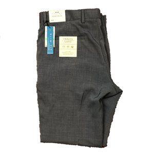 NWT Perry Elis Portfolio Travel Luxe Pants 34/32